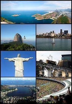Rio de Janeiro - muutakin kuin jalkapalloa..