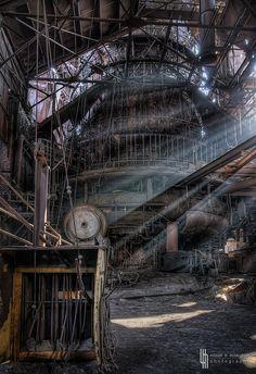 Toutes les tailles | Blast Furnace #1 | Flickr : partage de photos !