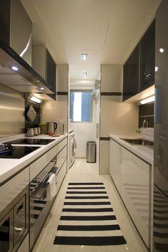 Morden Kitchen Design, Simple Kitchen Design, Luxury Kitchen Design, Kitchen Room Design, Contemporary Kitchen Design, Bathroom Design Luxury, Home Room Design, Home Decor Kitchen, Interior Design Kitchen