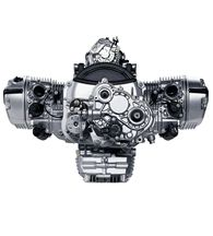 BMW Oilhead Boxer Engine