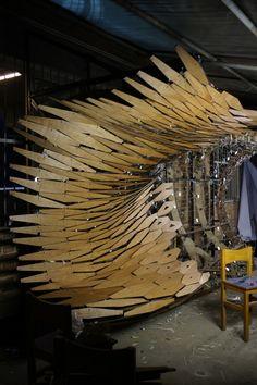 DAL Canopy Design / Digital Architectural Lab