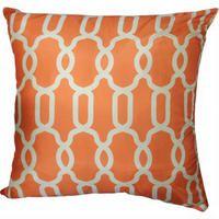 Vivian Toss Cushion - Tangerine