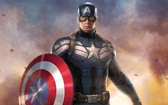 Captain America HD Desktop Wallpapers for