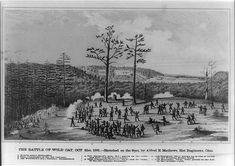 File:HoosierKnob.jpg  The Battle of Wildcat Mountain
