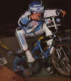 Mike King #BMX #BMXRace #Legend