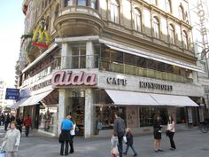 Image result for aida vienna