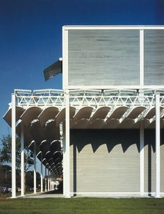Renzo Piano Building Workshop - Projects - By Type - The Menil Collection