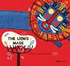 The lion's mask   by Margarita del Mazo & Paloma Valdivia from OQO Galicia – Spain