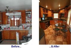 Comfortable Remodeling Room Ideas – Before and After
