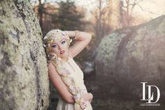 Lacey D Photography - Senior Portrait Photographer - Chattanooga, TN - Rapunzel Stylized Shoot