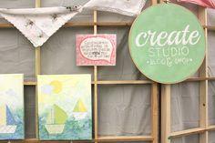 """CREATE STUDIO: ::Craft Show Mini Series:: Designing your """"Feel"""""""