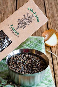 stuttgartcooking: Linsen mit Spätzle, Saitenwürstchen und Speck