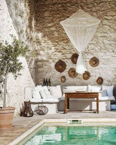 13 Coolest Modern Terrace And Outdoor Space Design Ideas – My Life Spot Outdoor Spaces, Outdoor Living, Outdoor Decor, Exterior Design, Interior And Exterior, Modern Exterior, Luxury Interior, Piscina Interior, Gazebos