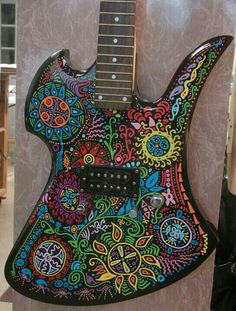 Guitars Guitar Room, Guitar Art, Cool Guitar, Blue Guitar, Stars Play, Custom Guitars, Vintage Music, Playing Guitar, Art Music