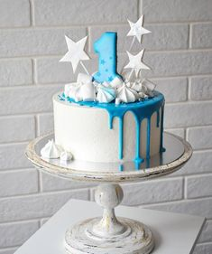 Ideas Birthday Cake Boys First - Kuchen Ideen :) Baby First Birthday Cake, Birthday Cakes For Women, 20th Birthday, Birthday Cake Kids Boys, Birthday Ideas, Funny Birthday, Baby Boy Cakes, Baby Shower Cakes, Birthday Cake Decorating