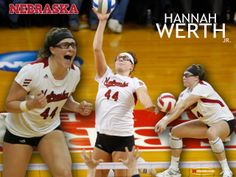Volleyball Wallpapers - Huskers.com - Nebraska Athletics Official Web Site