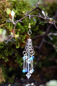 Having a blast making fairy garden wind chimes and sun catchers! See what I have at my Etsy shop. FairyGardenCharm! Thank you! ~~Sandy Fairy Garden Wind Chimes Sun Catchers with Genuine Swarovski Crystals by FairyGardenCharm on Etsy, $30.00 — http://realresultsin3weeks/
