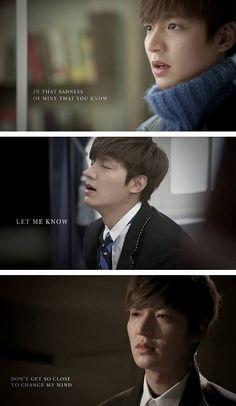 "LEE MIN HO as Kim Tan ♡ #Kdrama // The ""HEIRS"""