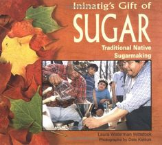 Describes how Indians have relied on the sugar maple tree for food and tells how an Anishinabe Indian in Minnesota continues his people's traditions by teaching students to tap the trees and make maple sugar.