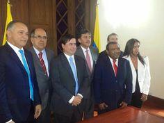 Alcalde de Riohacha firmó en Bogotá convenio para nuevas cámaras de seguridad