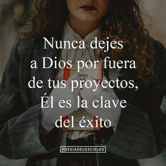 #Dios #Proyectos #Clave