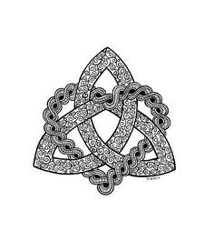 Scottish Tattoos, Irish Tattoos, Celtic Tattoos, Celtic Knot Tattoo, Druid Tattoo, Witch Tattoo, Celtic Symbols, Celtic Art, Celtic Drawings