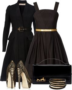 """""""Vintage Hermes"""" by marincounty on Polyvore"""