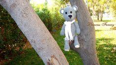 A personal favourite from my Etsy shop https://www.etsy.com/listing/525125140/crochet-bear-crochet-animal-amigurumi