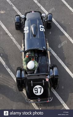 Download this stock image: Kurtis 500 S, 1954, two-seat racing car until 1961, 43.AvD-Oldtimer Grand Prix 2015 Nürburgring race track, Nürburg - F774Y6 from Alamy's library of millions of high resolution stock photos, illustrations and vectors.