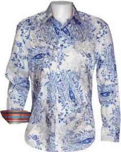Robert Graham SOL Shirt, Style RF101010, Fall 2010