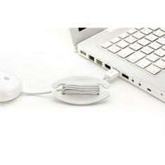 Enrouleur de câble bobino blanc S