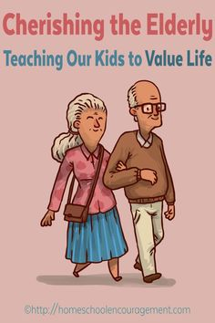 Cherishing the Elderly through all stages of life. Value of Life. Celebrate Life. Wonderfully Made.