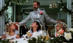 From Ingmar Bergman's Fanny and Alexander. This is how our family celebrations are going to look from now on.