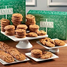Tate's Bake Shop Assorted Cookie Gift Pack
