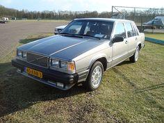 1984 Volvo 760 GLE (US spec) by Skitmeister, via Flickr