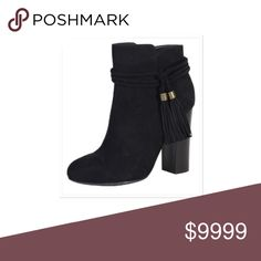 SAVE 10% When you Pre-order‼️ Side Tie Booties Super cute and popular side tie booties. Save 10% when you pre-order. More details coming soon. $46. Shoes Ankle Boots & Booties