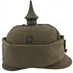 Bavarian_Alpine_Troops_1st_Model_Experimental_Pickelhaube,_WWI (4).jpg