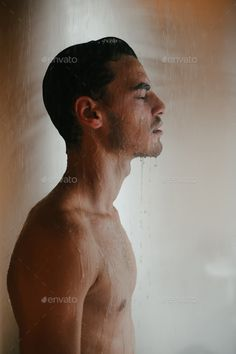 Sexy man in the bathroom by TrendsetterImages. Sexy man naked and wet after bath #Sponsored #bathroom, #man, #Sexy, #TrendsetterImages After Bath, Photo Texture, Organic Soap, Abstract Photos, Natural Essential Oils, Lemon Grass, Earth Tones, Equality, Sexy Men