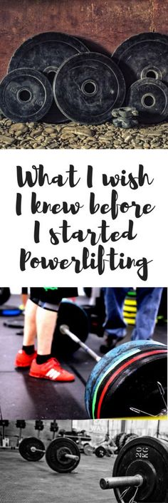 What I wish I knew before I started powerlifting Health And Wellness, Health Fitness, Health Savings Account, Bikini Fitness Models, Physically And Mentally, Workout Challenge, Workout Plans, I Wish I Knew, Bikini Workout