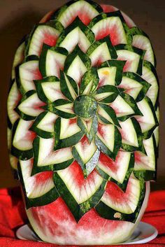 watermelon as you've never seen it before