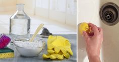 Here is why you should be suspicious of any homemade cleaning recipes that contain both baking soda and vinegar, together, and an exception to that general suspicion {on Stain Removal What Is Baking Soda, Baking Soda Uses, Drain Cleaner, Grout Cleaner, Cleaning Recipes, Cleaning Hacks, Cleaning Supplies, Cleaning Challenge, Dry Cleaning