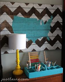 11 Ideas for Using Pallets in Home Decor