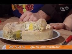 Quel che passa il convento - Torta pasqualina - YouTube