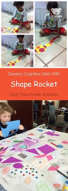 Knoala Early Preschooler activity u0027Your Story Your Wayu0027 helps - artistic skills