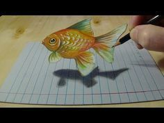 Drawing and painting is good! Drawing and Painting Channel. 3 Dimensional Art. 3D trick art. Anamorphic Illusions. Optical illusions. Portrait drawing. How t...