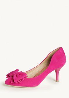 Talbots - Dayna Suede T-Strap Kitten-Heel | Shoes | Medium | My ...