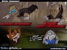 Misión: Campeonar - Ubaldo - mediotiempo.com