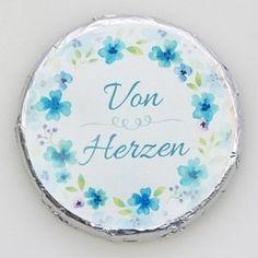 Schokotaler Von Herzen Decorative Plates, Guest Gifts, Marriage Anniversary