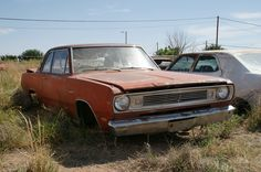 Plymouth Valiant Coupe