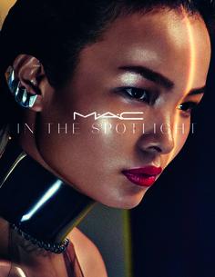 Sneek Peak: New MAC Strobe Cream & Skinfinish - Beauty Products Are My Cardio Tom Ford Makeup, Makeup Ads, Models Makeup, Makeup Poster, Mac Makeup Looks, Best Mac Makeup, Mac Lipstick Swatches, Mac Eyeshadow, Beauty Ad